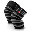 knee wraps black & Grey