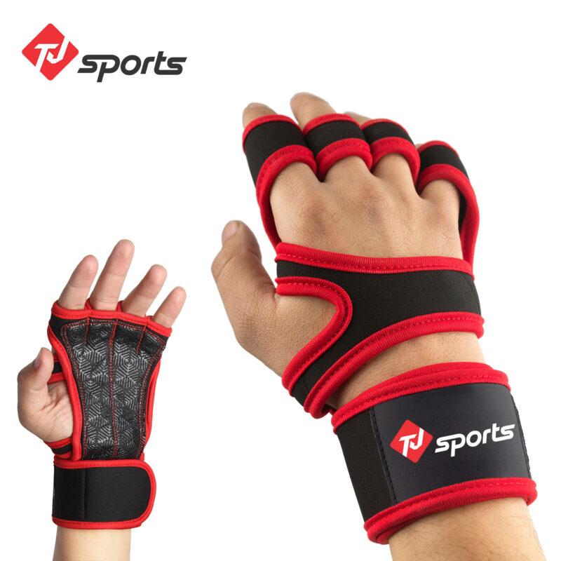 tj pro red gloves