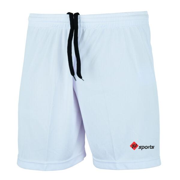 tj white shorts