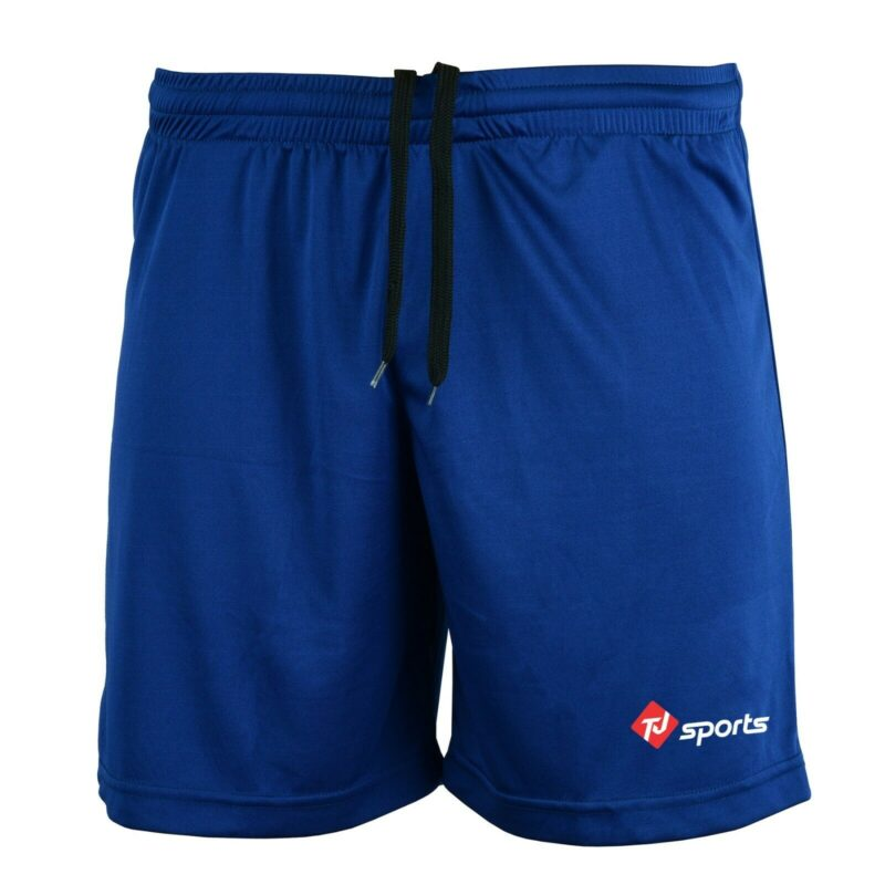 tj blue shorts