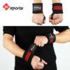 red wrist wrap